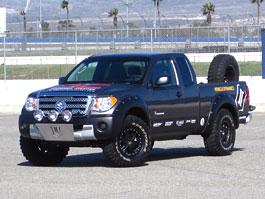 Suzuki Equator: pick-up pro Kalifornii: titulní fotka