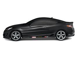 Hyundai Genesis Coupe: studentská práce Hennessey Tuner School: titulní fotka