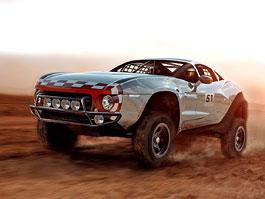 Local Motors Rally Fighter: off-road inspirovaný stíhačkou: titulní fotka