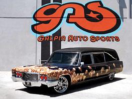 Galpin Auto Sports: Když na Krchov, tak stylově: titulní fotka