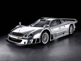Mercedes-Benz CLK GTR: dva kousky vydraženy za 33 milionů korun!: titulní fotka