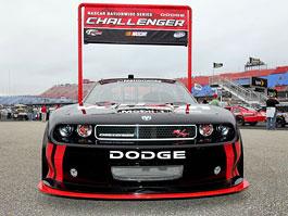 Dodge Challenger pro NASCAR Nationwide Series: konečně fotky: titulní fotka