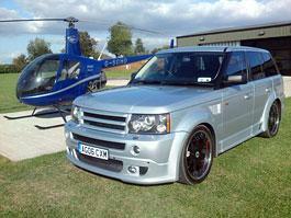 Range Rover Sport by Prestige: širší a zlejší SUV: titulní fotka