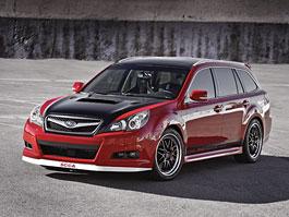 Subaru Legacy GTk: opravdu VIP koncept: titulní fotka