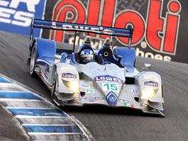 Acura ARX01 míří do Le Mans: titulní fotka