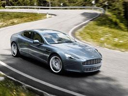Aston Martin Rapide: Nové fotografie: titulní fotka