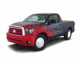 Toyota Tundra Hot Rod: retro vzhled pro pick-up: titulní fotka