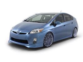 Na SEMA 2009 se představují i upravené Toyoty Prius: titulní fotka