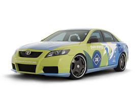 SEMA 2009: Toyota Surfrider Camry Hybrid CNG: titulní fotka