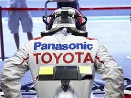 Také Toyota letos odchází z F1: titulní fotka