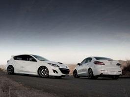 Mazda3 a MazdaSpeed3: připraveny pro radost z jízdy: titulní fotka