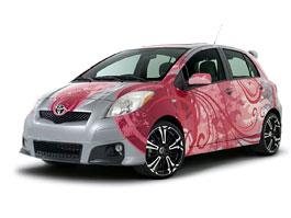 Hard Kandy Toyota Custom Yaris: cukrátko pro ženy: titulní fotka