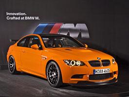 BMW M3 GTS: nástupce CSL se představuje: titulní fotka