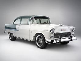 E-ROD '55: starý Chevrolet s novým srdcem: titulní fotka
