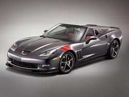 Chevrolet Corvette Grand Sport Heritage Package: exkluzivnější: titulní fotka