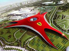 Ferrari World v Abu Dhabi: největší a nejlepší?: titulní fotka