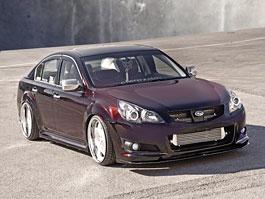 Subaru Legacy GT: švestkový VIP Concept: titulní fotka