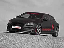 MR Car Design: černé VW Scirocco má 370 koní!: titulní fotka