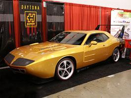 HPP Dodge Challenger Daytona Concept: titulní fotka
