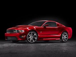 Saleen S281 Mustang: 485 koní pro modelový rok 2010: titulní fotka