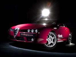 Alfa Romeo Brera a 159 3.2 s kompresorem od Autodelta: titulní fotka