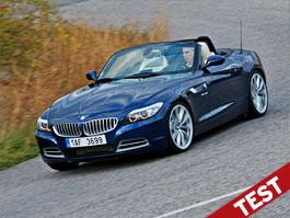 Test: BMW Z4 35i - Tlustá Berta válí: titulní fotka