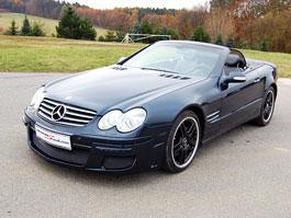 Mercedes-Benz SL by DesignSimik: optipaket nikdy neškodí: titulní fotka