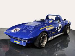 Superformance Corvette Grand Sport: replika prototypu z roku 1963: titulní fotka