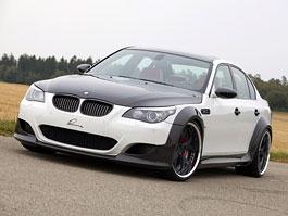 Lumma Design CLS 730 RS: černobílý běs z BMW M5: titulní fotka