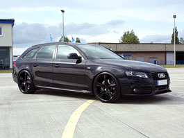 Audi A4 Avant Black Arrow od Avus Performance: titulní fotka