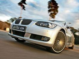 BMW 335i Cabrio: více koní od ATT Autotechnik: titulní fotka