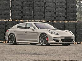 Porsche Panamera Turbo: více síly a nová kola od MCCHIP: titulní fotka