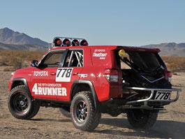 Toyota 4Runner: ostré nasazení na SCORE Baja 1000: titulní fotka