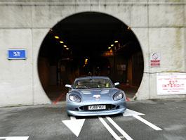 Channel Tunnel pokořen! Může za to Ginetta G50EV a John Surtees: titulní fotka