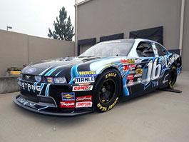 Ford Mustang: speciály pro NASCAR Nationwide Series odhaleny: titulní fotka