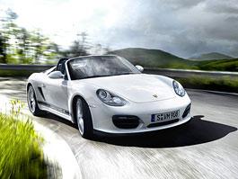 Porsche Boxster Spyder: konečně pořádná fotogalerie!: titulní fotka