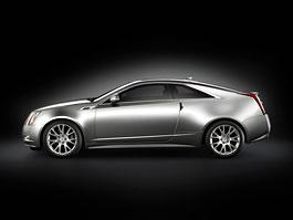 Cadillac CTS Coupe: konečně sériová podoba!: titulní fotka