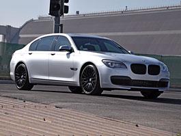 BMW řady 7: M paket v úpravě od EAS: titulní fotka