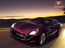 Spy Photos: Ferrari Scaglietti (ilustrace): titulní fotka