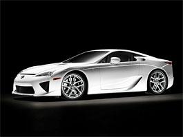 Lexus LFA: 560 koní (jen!) na leasing: titulní fotka