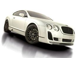 Bentley Continental GT: Vorsteiner nabízí paket BR9: titulní fotka