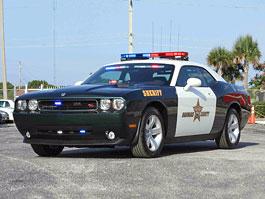 Dodge Challenger R/T Police Car: Miami Vice: titulní fotka