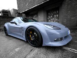 LOMA Performance Corvette C6 BlackforceOne: silniční stíhačka: titulní fotka