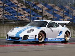 Porsche Cayman X-Wide: projekt firmy XTR Carchip: titulní fotka