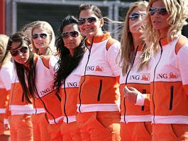 F1 Babes 2009: Díl druhý: titulní fotka
