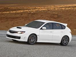 Subaru Impreza WRX STI Special Edition: lepší podvozek, méně výbavy: titulní fotka