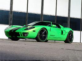 Ford GT Geiger HP790: zelená střela z Německa: titulní fotka