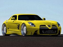 Mercedes-Benz SLS AMG: MEC Design připravuje úpravy karoserie: titulní fotka