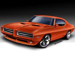 Jim Wangers Edition GTO: reinkarnace klasického Pontiacu: titulní fotka