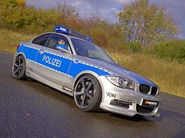 BMW 123d Coupé by AC Schnitzer: eins, zwei, Polizei!: titulní fotka